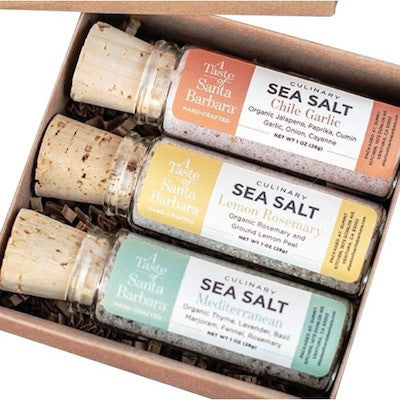 A Taste of Santa Barbara Salts