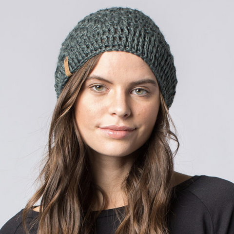 The Agatha Beanie by Krochet Kids