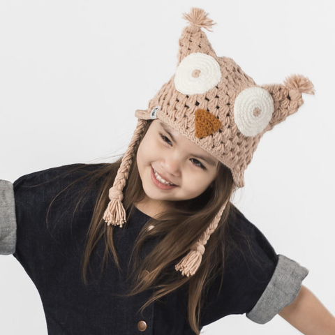 Maxine Gloves by Krochet Kids