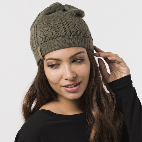 Hayley Beanie by Krochet Kids