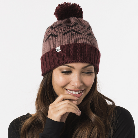 The Becks Beanie by Krochet Kids