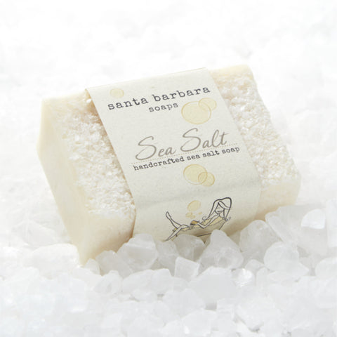 Sea Salt Soap {Santa Barbara Soaps}