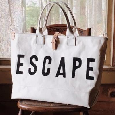 ESCAPE bag {ForestBound} Rose