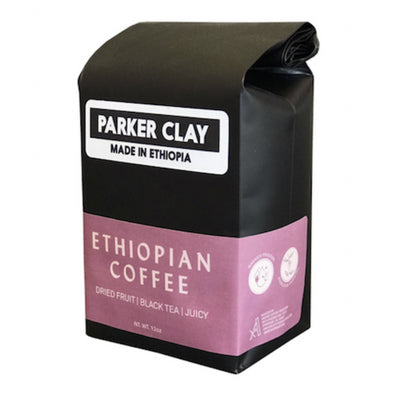 Ethiopian Coffee \\ Parker Clay