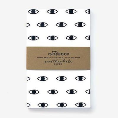 Eye Notebook {Worthwhile Paper}