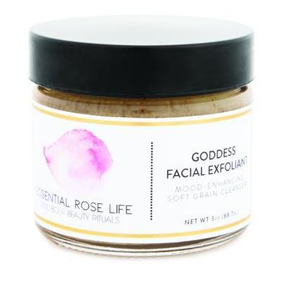 Goddess Facial Exfoliant {Essential Rose Life}