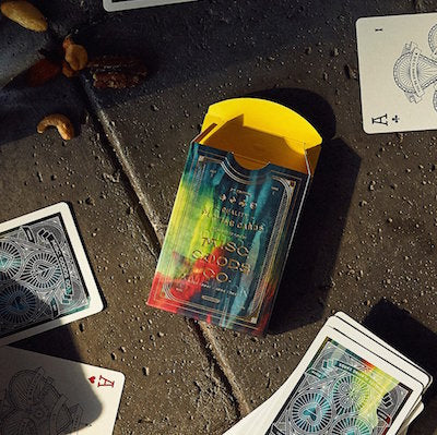 Cina Playing Cards \\ Misc Goods Co