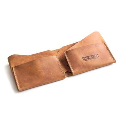 "Leather Billfold Wallet ""the Henny"" {Parker Clay}"