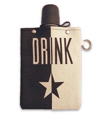 Drink 8oz Flask \\ Tote + Able