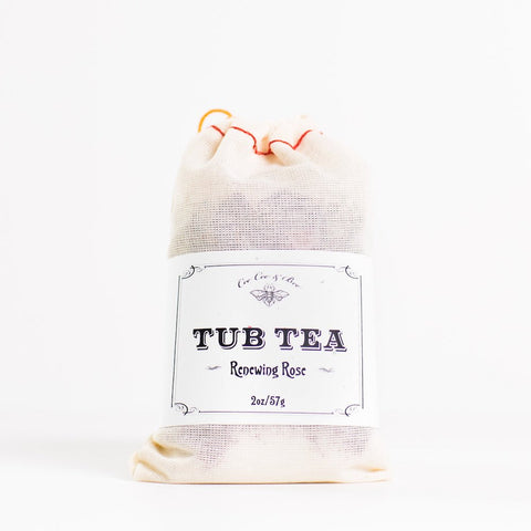 Tub Tea by Cee Cee & Bee