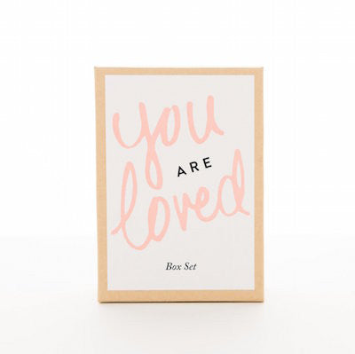 You Are Loved Box Set {Olivine + Atelier}