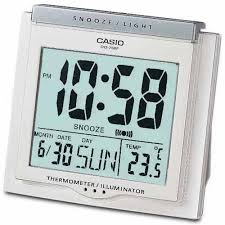 Casio Clock DQ-750F-7D