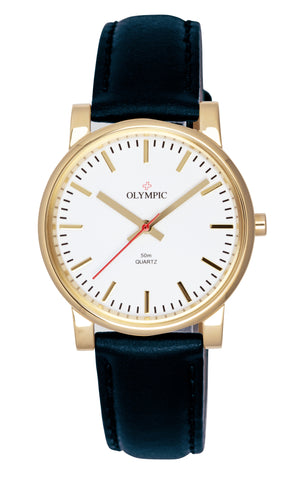 Bauen 32mm Gold With Navy