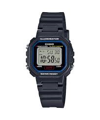 Casio LA-20WH-1C Black