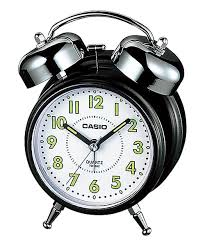 Casio Bell Alarm Clock