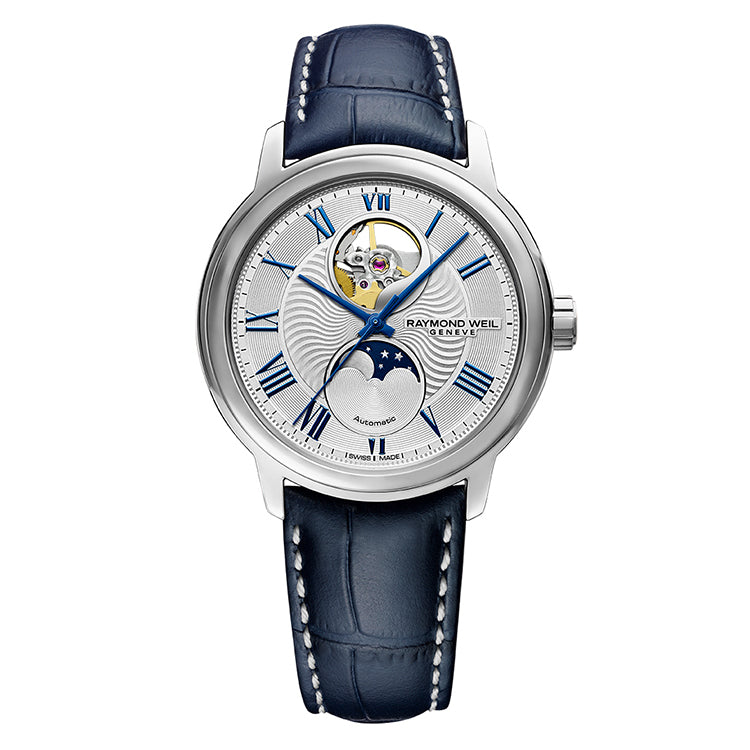 Raymond Weil Maestro Moon Phase Men's