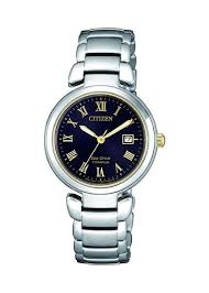 Ladies Citizen Eco Drive Watch EW2509-83L