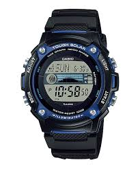 Casio Digital Watch with Tide Graph