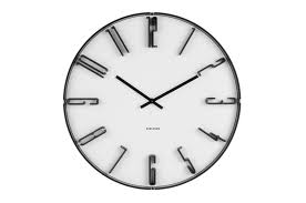 Karlsson Sentient White Wall Clock