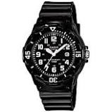 Casio Analogue Watch Black
