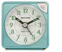 Alarm Clock Rhythm Pearl Green