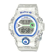 Baby G Watch Clear BG6903-7DD