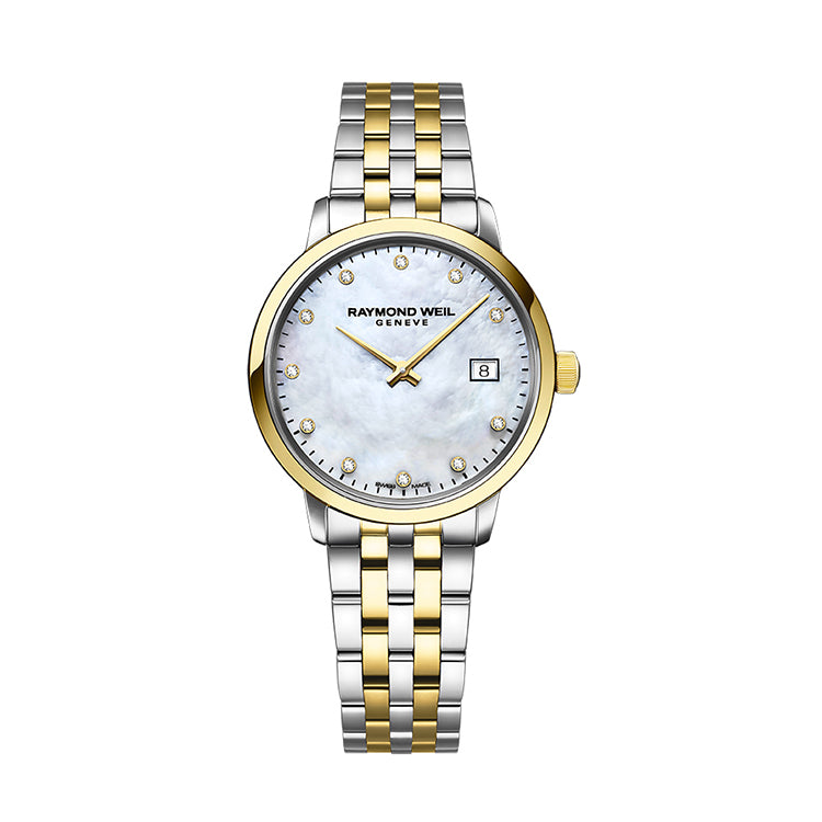 Raymond Weil Toccata Ladies Two Tone