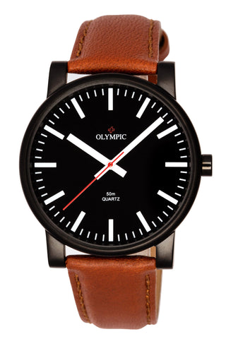 Bauen 40mm Black Case