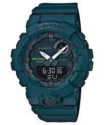 Casio G Shock G Squad Bluetooth Step Counter Green