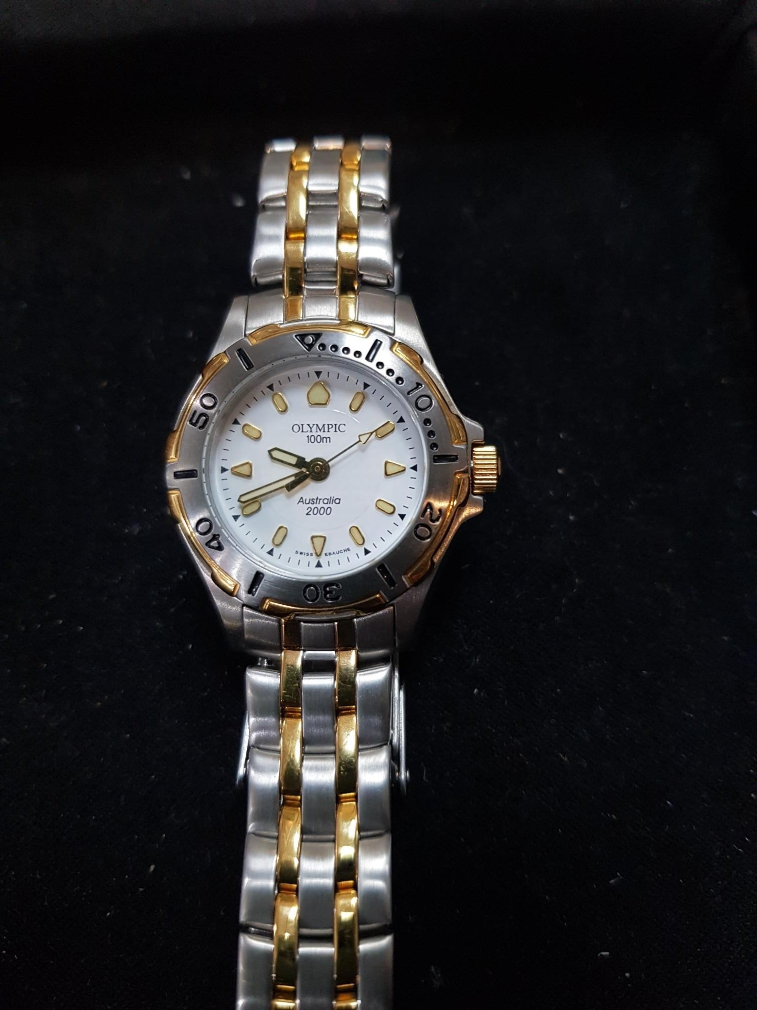 Ladies Olympic Watch 77070