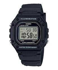 Casio Digital Watch W218H-1A