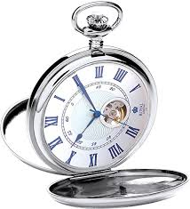 Royal London Mechanical Movement Pocket Watch 90051-01