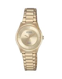 Ladies Rose Gold Citizen Watch ER0205-80X