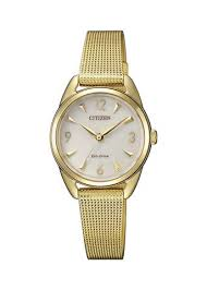 Ladies Citizen Eco Drive Watch EM0687-89P
