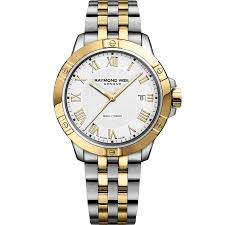 Gents Raymond Weil Two Tone Tango Watch