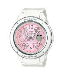 Casio Baby G Hello Kitty White Watch