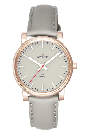 Bauen 32mm Rose With Grey