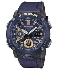 Casio G Shock Carbon Core Band Watch