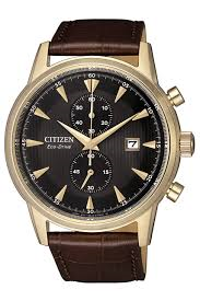 Gents Citizen Eco Drive Watch CA7008-11E
