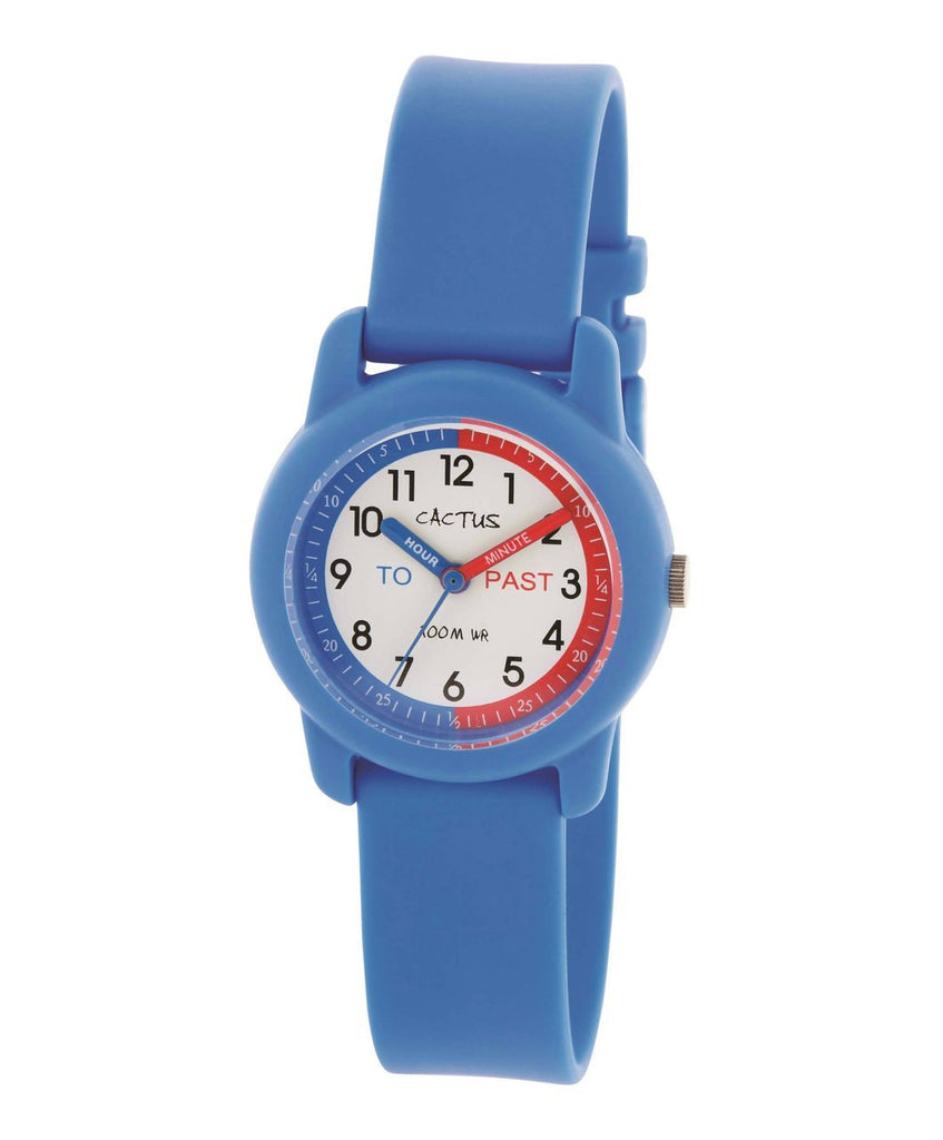 Cactus Kids Watch Blue