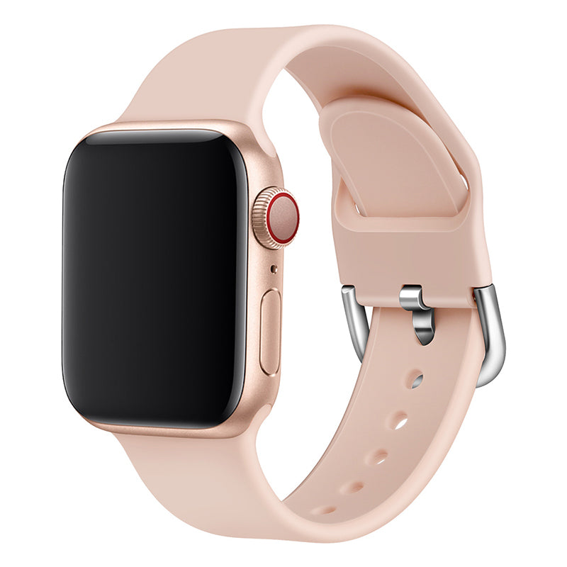 Apple iWatch Silicone Band - Pink