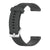 22mm Silicone Band Grey - Samsung, Garmin