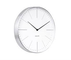 Karlsson Normann Station Wall Clock