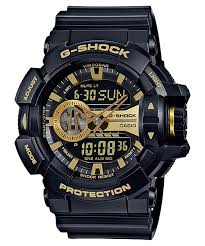 G Shock Watch Rotary Switch GA400GB-1A9