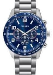 Gents Stainless Steel Citizen Watch AN8190-51L