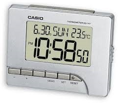 Casio Alarm Clock DQ-747-8D