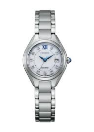 Ladies Stainless Steel Citizen Eco Drive  Watch