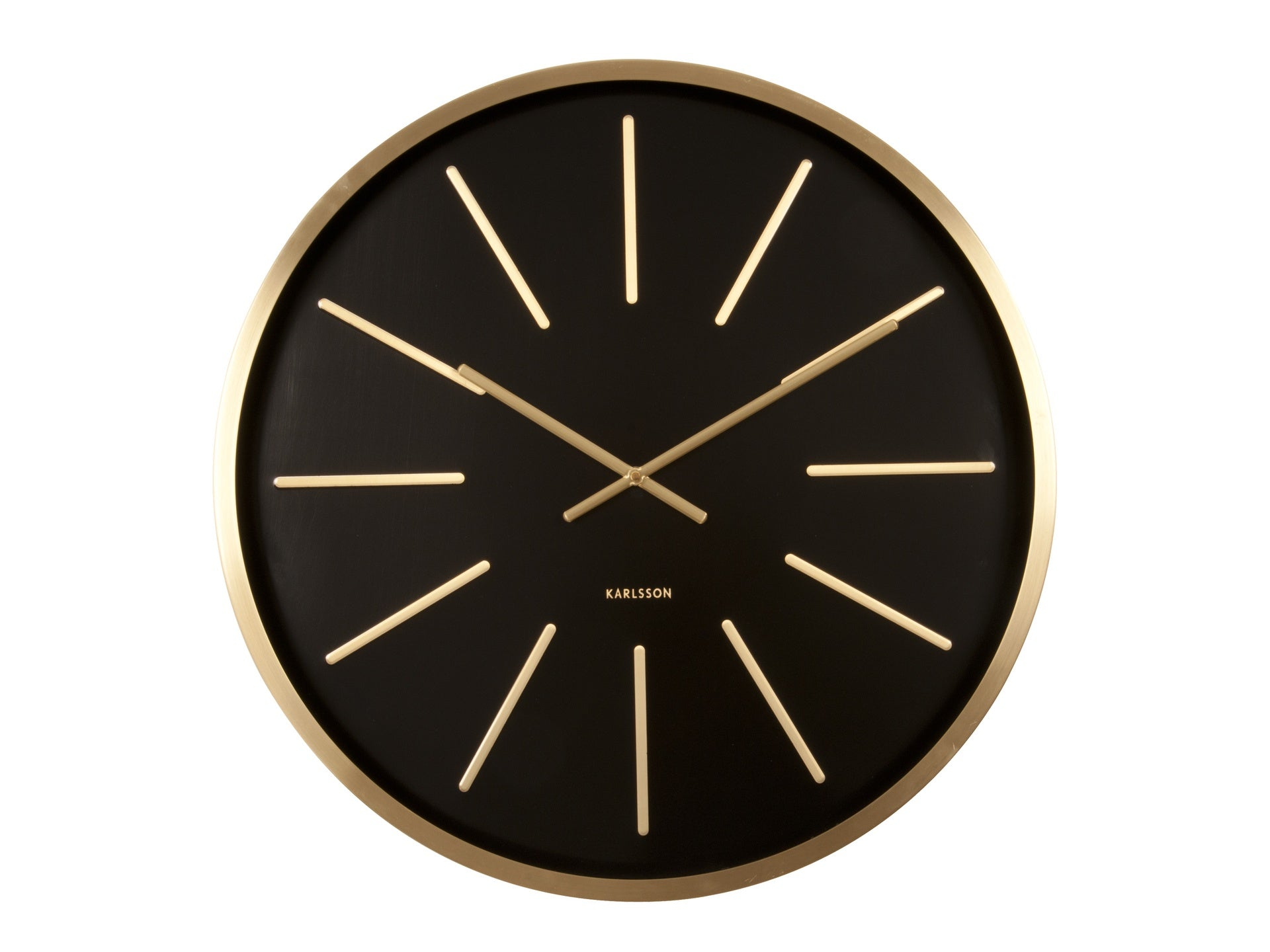 Maxiemus Karlsson Wall Clock