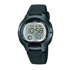 Casio Black Digital Watch