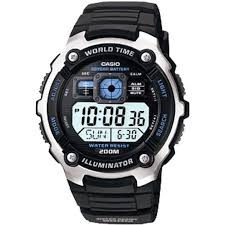 Casio Digital Watch AE2000W-1A